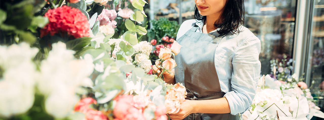 Devenez-fleuriste