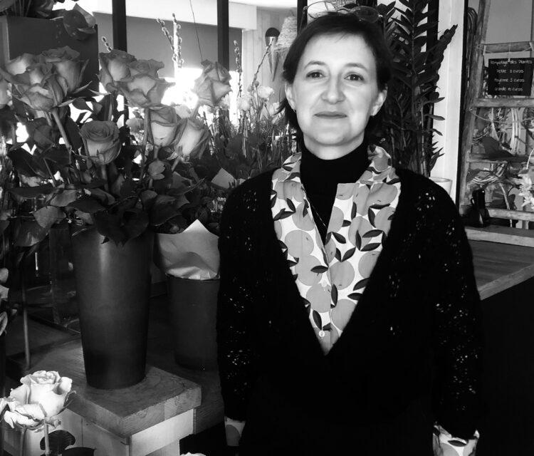 Julie Vergneau au rayon de soleil