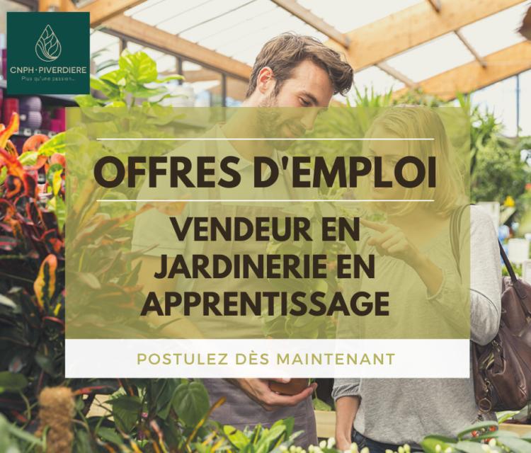 CNPH-Piverdiere-offres-emploi-apprentissage-vendeur-en-jardinerie