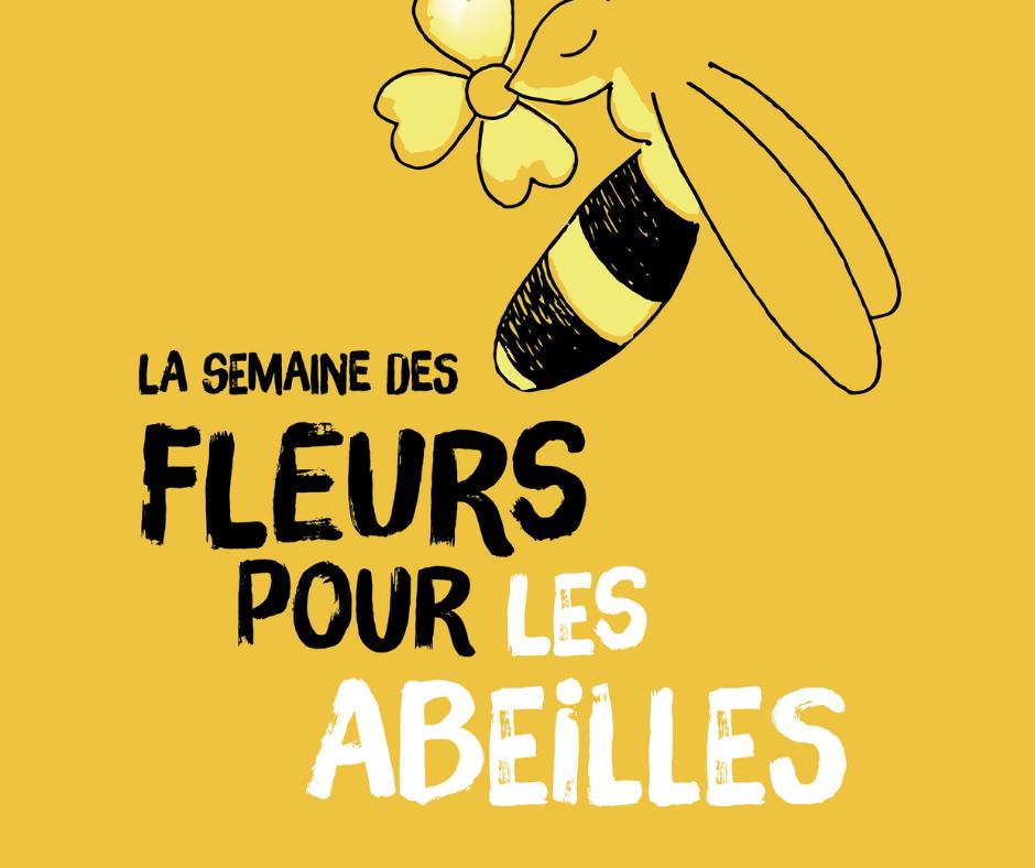 es Fleurs pour les Abeilles- du 20 mai au 21 juin 2021